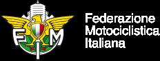 federazione motociclistica italiana logo