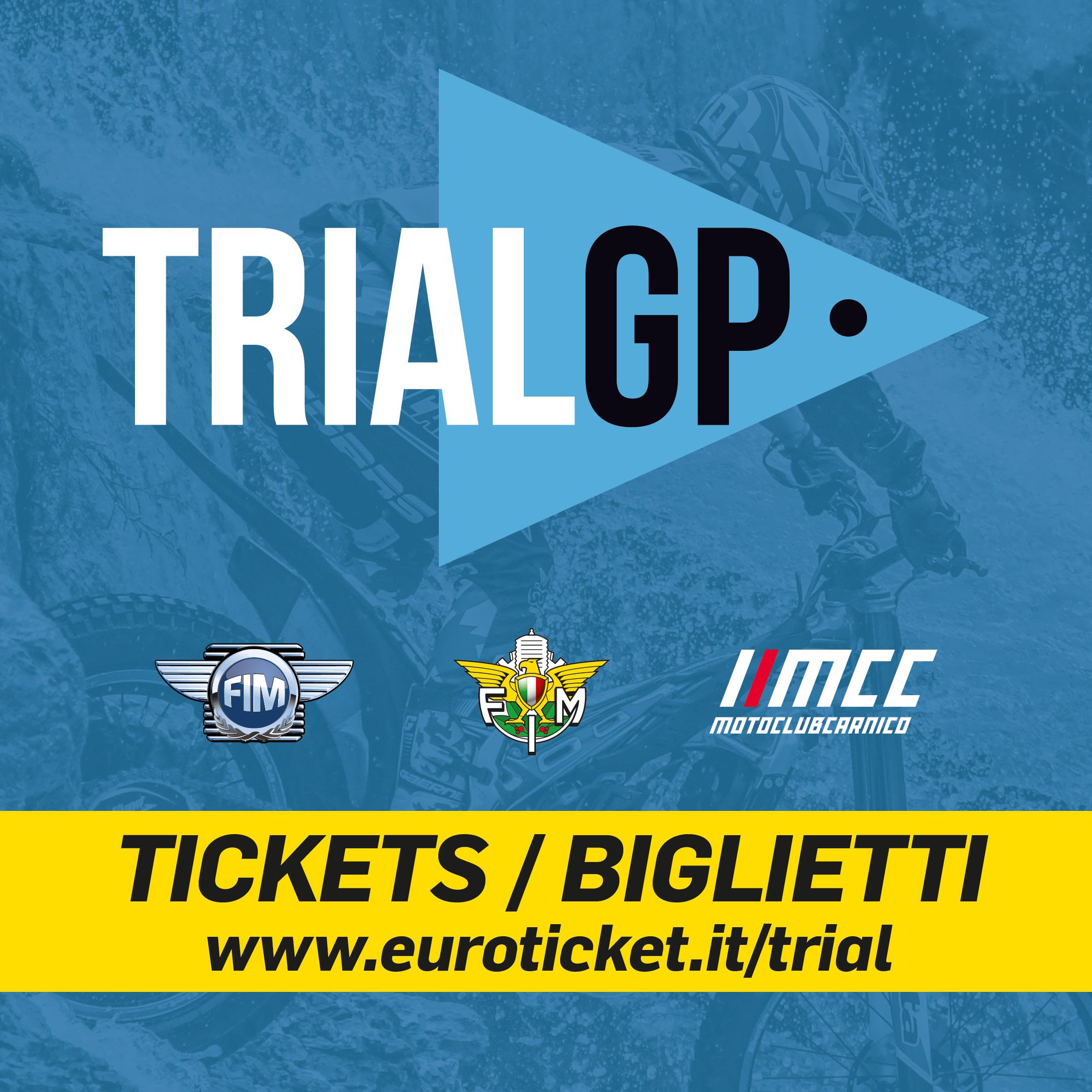 TRIAL GP 2021 – TICKETS